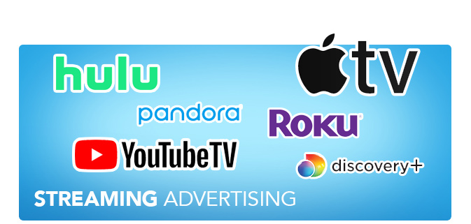Streaming advertising on Connected TV with DX Media Direct